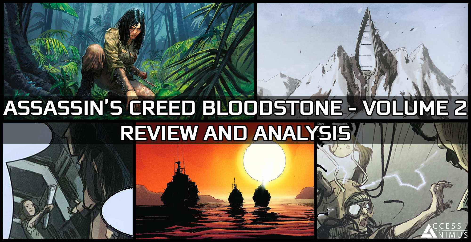 Assassin S Creed Bloodstone Volume 2 Review Summary