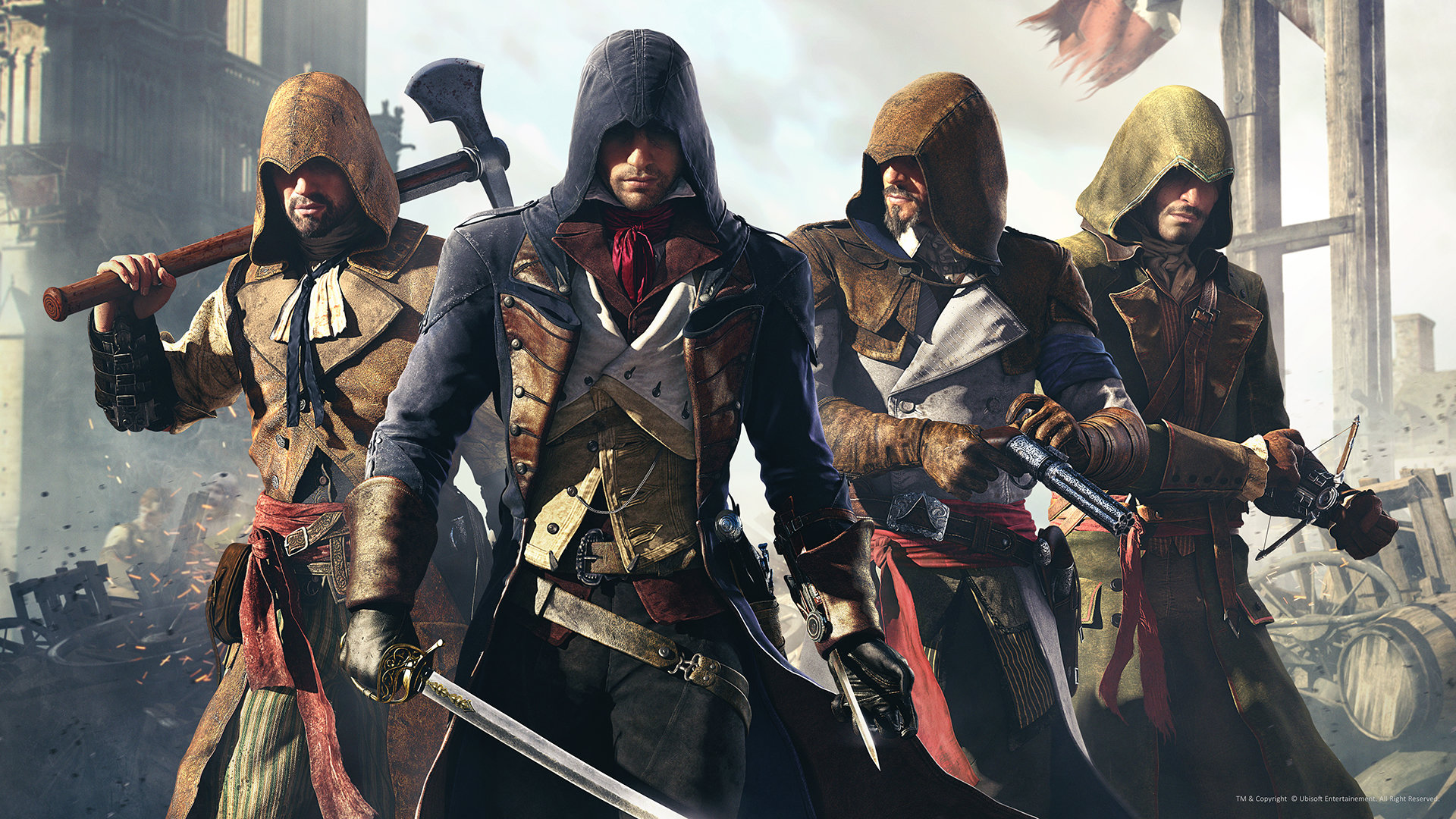 The Bittersweet Taste Of Assassin S Creed Unity