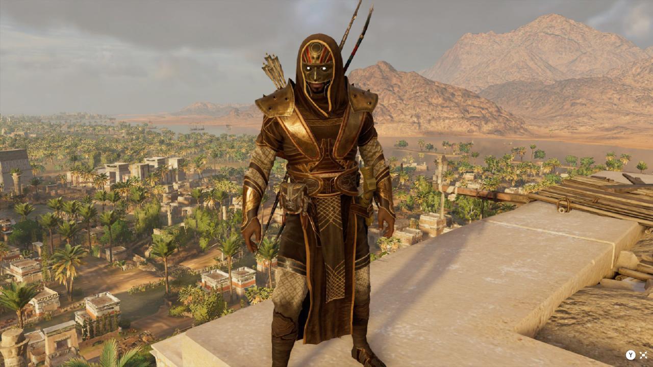 Assassin S Creed Origins Dlc Review