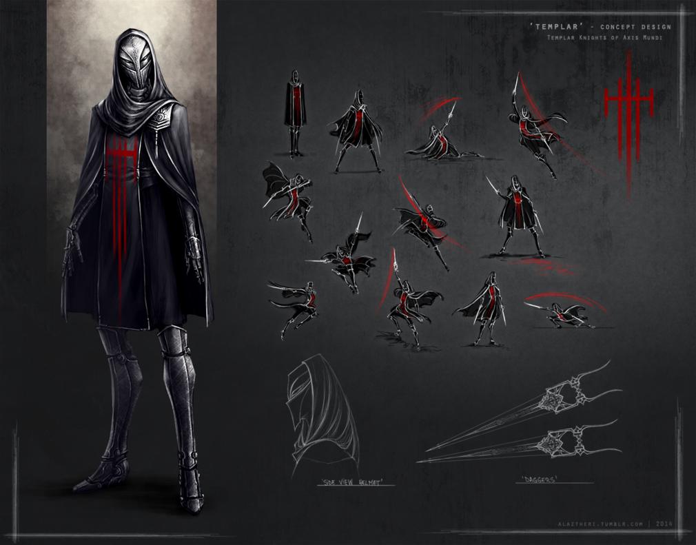 A Futuristic Vision Of Assassin S Creed