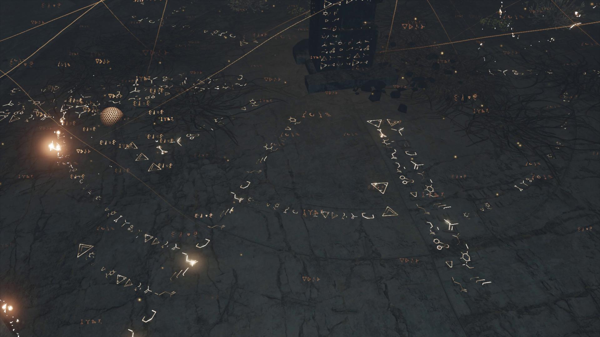A Gaze Into The Nexus The Coded Language Of The Isu